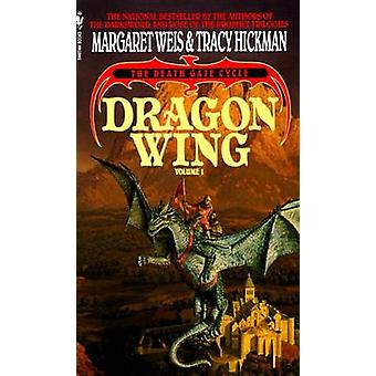 Dragon Wing by Margaret Weis - Tracy Hickman - 9780553286397 Book