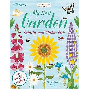 Kew My First Garden Activity and Sticker Book by Christine Pym - 9781