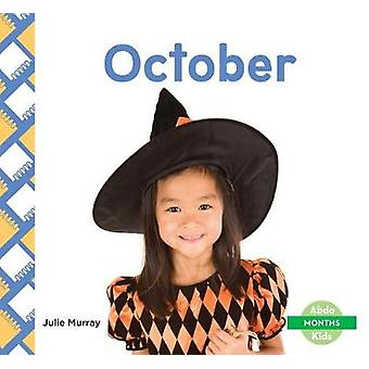 October by Julie Murray - 9781532100246 Book