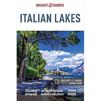 Insight Guides - Italian Lakes by Insight Guides - 9781786710055 Book