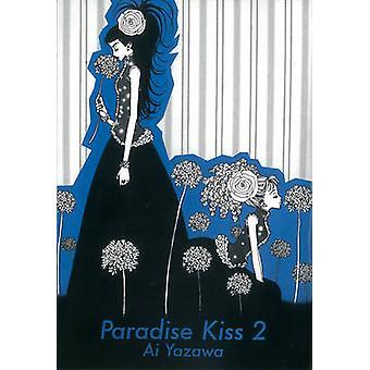 Paradise Kiss - Part 2 by Ai Yazawa - 9781935654728 Book