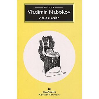 ADA O El Ardor by Vladimir Nabokov - 9788433960078 Book