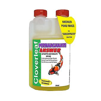 Cloverleaf Permanganate Answer 1Ltr