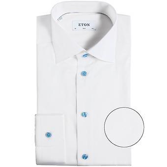 Eton Slim Fit Signature Twill Shirt