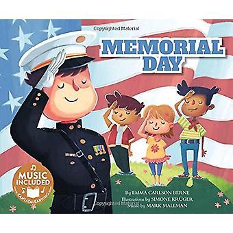 Memorial Day by Emma Carlson Berne - 9781684101931 Book