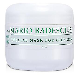 Special Mask For Oily Skin - For Combination/ Oily/ Sensitive Skin Types - 59ml/2oz