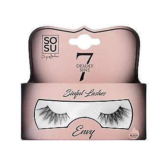 SOSUbySJ 3D Synthetic Lashes in Envy