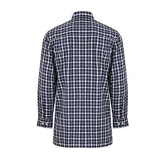 Champion Herren Land Southwold Casual Langarm Shirt