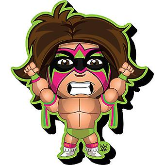 Magnet - WWE - Ultimate Warrior Chibi Funky Chunky New 95633