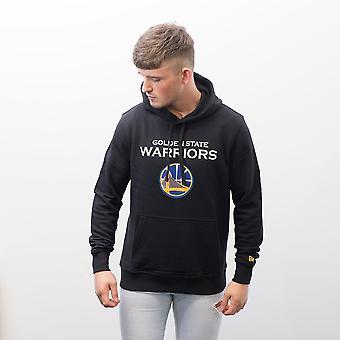 New Era Nba Golden State Warriors Team Logo Hood
