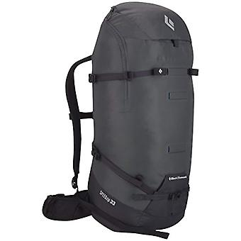 Black Diamond Speed Zip 33 - Unisex Backpack? Adult - Graphite - Medium/Large