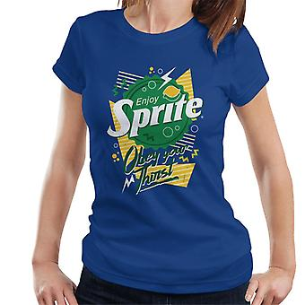 Sprite 90s Bottlecap Obey Your Thirst Women's T-Shirt