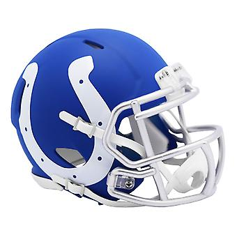 Riddell Speed Mini Football Helmet - NFL AMP Indianapolis Colt