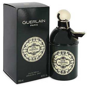 Guerlain Oud Essentiel Tarafından Guerlain Eau De Parfüm Sprey (unisex) 4.2 Oz (kadın) V728-542460
