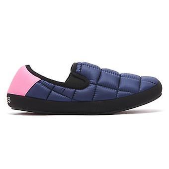 Coma Toes Malmoes Womens Navy / Pink Slippers
