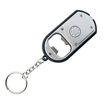 Swiss+Tech LED Flashlight Key Chain, w/Bottle Opener #ST33340