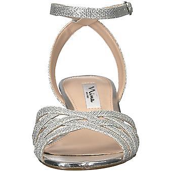 Nina naisten Faria avoinna erikoinen Platform sandaalit