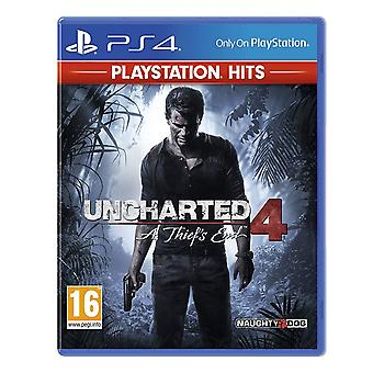Uncharted 4 zlodej ' s end-PlayStation hity PS4 hra