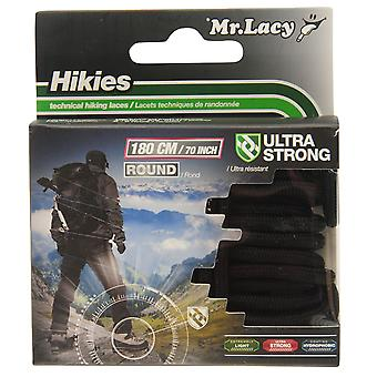 Mr Lacy Unisex Hikies Round Laces