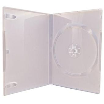 Zedlabz compatible replacement retail game case for nintendo wii - 2 pack white