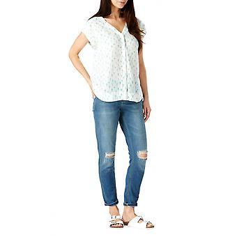 Sugarhill Boutique Femme-apos;s Coco Cactus Print Shirt