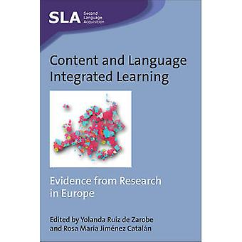 Content and Language Integrated Learning - Evidence from Research in E