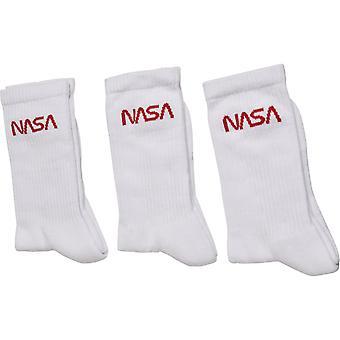 Mister Tea - NASA Worm Sport Socks Pack of 3