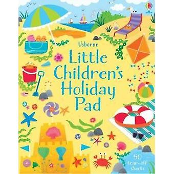 Little Childrens Holiday Pad by Kirsteen Robson