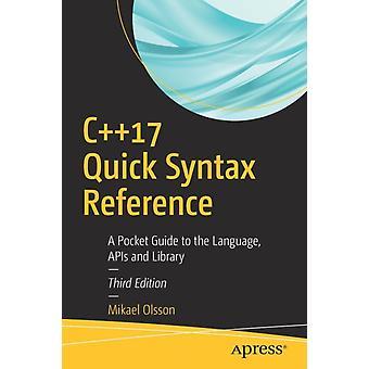 C17 Schnelle Syntax Referenz von Mikael Olsson