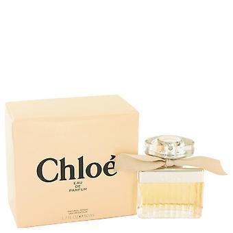 Chloé (nouvelle) eau de parfum spray par chloé 463495 50 ml