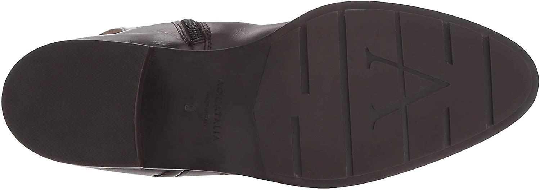 Aquatalia Womens Nanina Fabric Closed Toe Knee High Fashion Boots