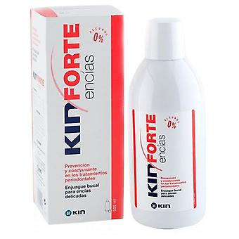Kin Forte mondwater 500 ml (Health & Beauty , Personal Care , Oral Care , Mouthwash)
