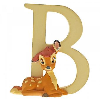 Disney Enchanting Collection Letter B - Bambi