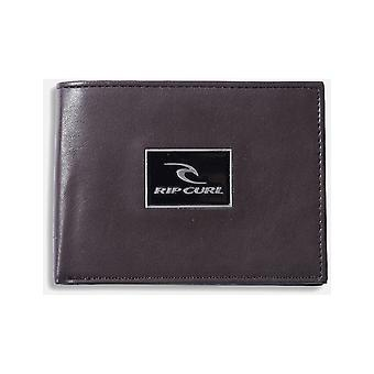 Rip Curl Corpawatu PU All Day Faux Leather Wallet in Brown