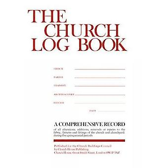 The Church Log Book pages only