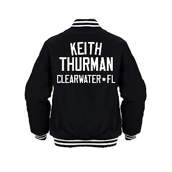 Keith Thurman Boxing Legend Jacket