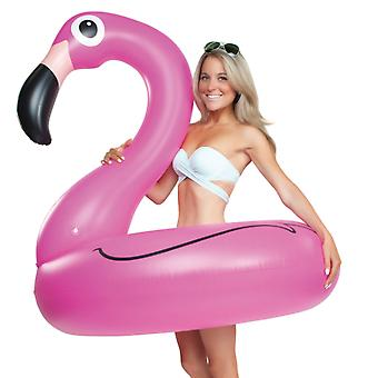 Bigmouth giant flamingo pool float