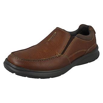 Mens Clarks Casual schoenen Cotrell gratis