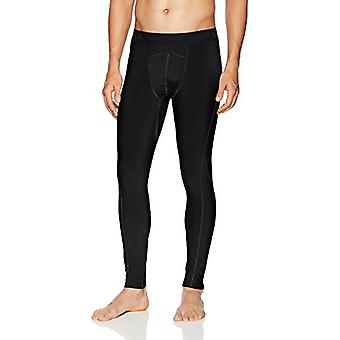 Starter Men's THERMA-STAR Brossed Compression Tight, Exclusive, Black,...