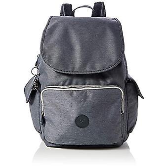Kipling City Pack - Black Women's Backpacks (Charcoal) 32x37x18.5 cm