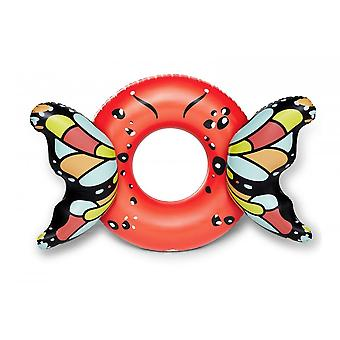BigMouth Inc. Giant Butterfly Wings Pool Float (Red)
