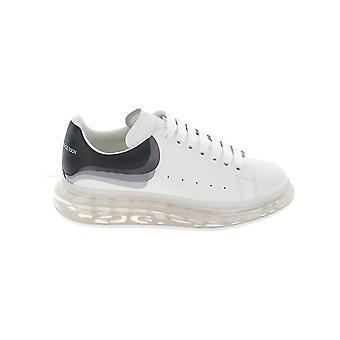 Alexander Mcqueen 604233whx999061 Herren's Weiße Leder Sneakers