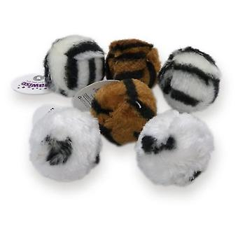 Pawise Cube Toys Paws-Woobies Cats (Cats , Toys , Plush & Feather Toys)