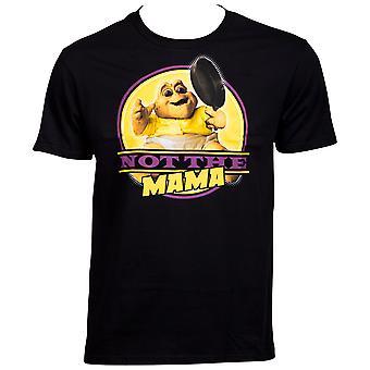 Dinosaurussen niet de Mama T-shirt