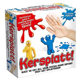 Paul Lamond Kersplatt Board Game
