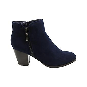 Style & Co. Womens Jamila Almond Toe Ankle Fashion Boots
