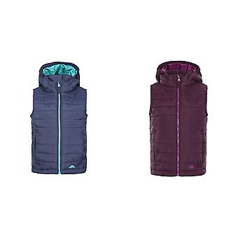Trespass Girls Aretha Hooded Casual Gilet