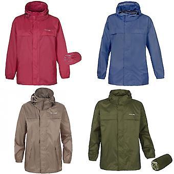 Trespass Adults Unisex Packa Waterproof Packaway Jacket