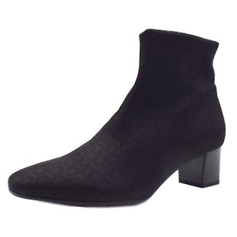 Peter Kaiser Osara Fashion Ankle Boot In Black Super
