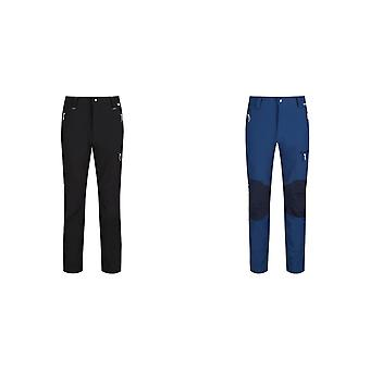 Regatta Great Outdoors Mens Questra II Softshell Stretch Trousers